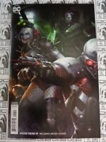 Suicide Squad (2016) DC - #49, Francesco Mattina Variant, Williams/Neves, NM