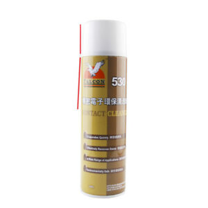 550ML FALCON 530 Electrical Contact screen Cleaner Spray For Cell Phone Repair