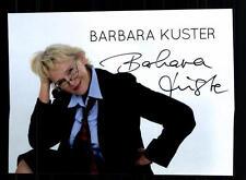 Barbara Kuster AUTOGRAFO MAPPA ORIGINALE FIRMATO # BC 71842