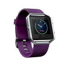 Fitbit Blaze Smart Fitness Watch Small Plum New & Sealed, Fast Ship, USA Seller!