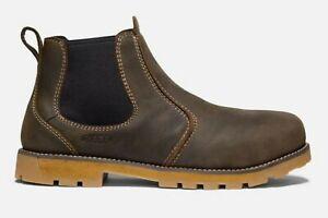 Keen Seattle Romeo Men's Aluminum Toe Slip/Oil/Heat Resistant Work Boot