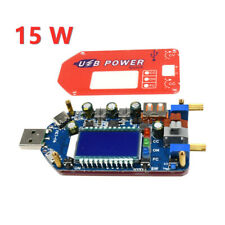 DC 5V to 3.3-24V 15W USB Adjustable Step Up&Down Boost Buck Power Supply Module