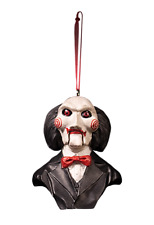 Billy Saw Puppet Ornament Collectable Horror Bust Hanging Decoration Figure