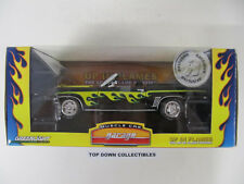 Greenlight Muscle Car Garage 1969 Chevrolet Camaro Up In Flames 1:24 Unopened