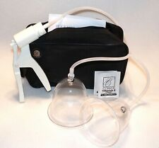 Breast Enlargement System by Noogleberry - Deluxe Contoured Cup fitted w/airlock