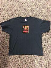 Vintage RARE Obey Posse Propaganda Street Wear XL T-Shirt