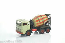 CKO KELLERMAN MERCEDES CEMENT MIXER
