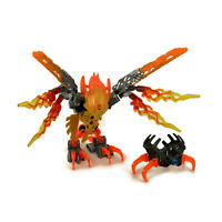 LEGO Bionicle Ikir Creature of Fire Set 71303 Complete No Instructions No Box