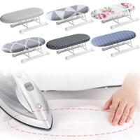 Ironing Board Home Travel Portable Sleeve Cuffs Mini Table With Folding Legs-AU
