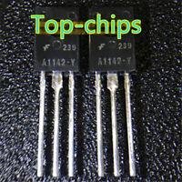 10 pairs A1142-Y C2682-Y NPN POWER TRANSISTOR 2SA1142-Y 2SC2682-Y TO-126