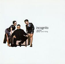INCOGNITO : 100° AND RISING / CD - TOP-ZUSTAND
