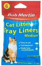 Bob Martin Cat Litter Tray Liners Medium NEW