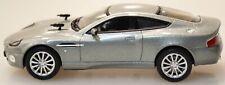 MINICHAMPS 400137220 Aston Martin V12 Vanquish as driven by J. Bond 1:43 NEU/OVP