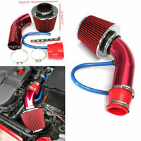 Cold Air Intake Filter Induction Kits Pipe Power Flow Hose System Car Accessory