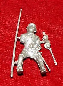 Mokarex Knight Series Medium Age, Man Gun Stock N°2 IN Cluster, Superb A See