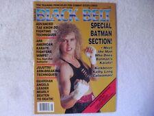 RARE 8/92 AUGUST1992 BLACK BELT MAGAZINE RAY DALKE  KATHY LONG MARTIAL ARTS