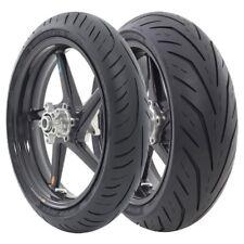 Motorcycle Tyres Avon Storm 3D X-M 120/70/ZR17 & 160/60/ZR17 XM Pair