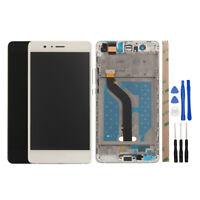 Pantalla completa lcd capacitiva tactil con marco Huawei Ascend P9 Lite (2016)