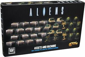 ALIENS ANOTHER GLORIOUS DAY IN THE CORPS 3D GAMING KIT - BOARD GAME