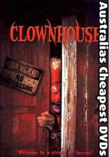 Clownhouse DVD NEW, FREE POSTAGE WITHIN AUSTRALIA REGION ALL