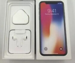 Apple iPhone XS Max - 256GB - Black (Unlocked) *PRISTINE* Boxed Smart Phone
