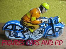 """MOTO EN TOLE A FRICTION """"L"""" HONGRIE 1980"""