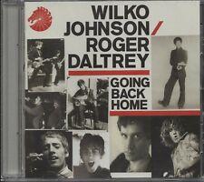 Wilko Johnson / Roger Daltrey - Going Back Home (CD Album)