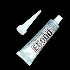 E6000 Glue for Druzy Making Craft Supplies 1oz Nozzle Permanent Adhesive Earring
