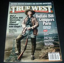 TRUE WEST MAGAZINE ~ MARCH 2016 ~ HISTORY OF AMERICAN FRONTIER ~ BUFFALO BILL ++