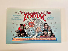 Personalities of the Zodiac by William Schreib Signed Autograph Book