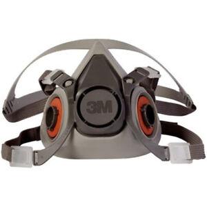 3M 6200/07025(AAD) Medium Half Facepiece Reusable Respirator i