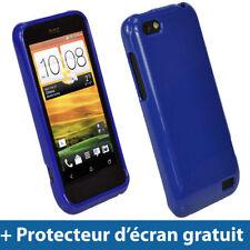 Étuis, housses et coques brillants HTC One pour téléphone mobile et assistant personnel (PDA) HTC
