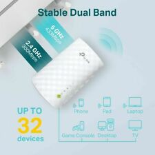 TP-Link RE220 AC750 Wireless Dual Band Mesh WiFi Range Extender Repeater Booster