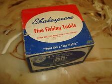 Box for Vintage Shakespeare Spin Wonder 2065 Spinning Reel made in USA