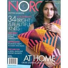 Noro ::Magazine #9:: Fall-Winter 2016-17  New! 34 patterns!