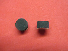 New Black Rubber Water Key/Spit Valve Gaskets (Corks), Fits King and Others! 2