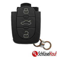 Audi Klappschlüssel 3 Tasten Schlüsselgehäuse A3 A4 A5 A8 CR16 Autoschlüssel NEU