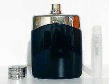 MONT BLANC LEGEND EDT Eau de Toilette 5ML Spray de viaje muestras perfume