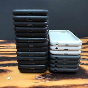 LOT of 20 MIX Original Apple iPhone 7 and 6 Smart Battery Case - FOR PARTS ONLY