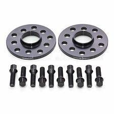 10mm Hubcentric Spacers for Audi TT, S3, A3 with CONE BOLTS 5x100 and 5x112