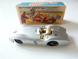 Near mint boxed Crescent 1284 Mercedes-Benz 2.5 from the 1950s.