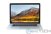 " Apple Macbook Pro Retina Laptop 15.4"" 2.6 - 3.8 DUAL GPU i7 16GB RAM 256 SSD"