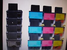 14PK Ink For Brother MFC-210C MFC-420CN MFC-620CN Ink Cartridges LC41 LC 41
