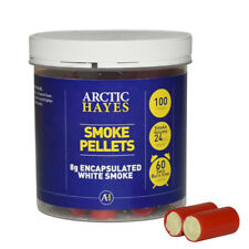 8g Encapsulated White Smoke Pellets (100)