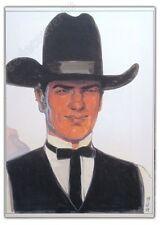 Affiche Jean Giraud Moebius Blueberry Papier épais 50x70 cm