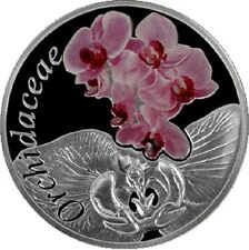 Belarus / Weißrussland - 10 Rubles The Orchid