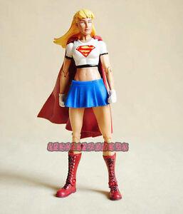 "DC Universe Superman 6"" Supergirl Loose Figure"