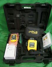 Fluke Company Pls 3x360g Kit Green Line Laser Level Rbp5 Withcase