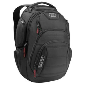 OGIO RENEGADE RSS LAPTOP BACK PACK - BLACK - NEW 2020