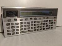 Radio Shack TRS-80 PC-2 Vintage Tandy Pocket Computer + 4K RAM Module - Tested